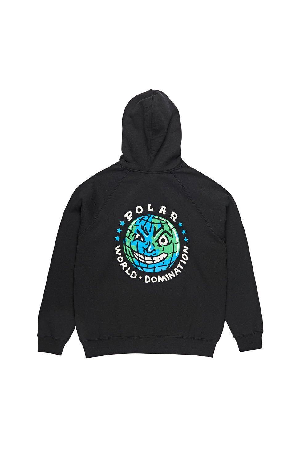 Polar Skate Co P.W.D Hoodie - Black | Buy Polar Skate Co Online