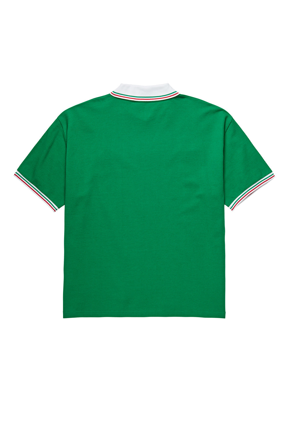 Polar Skate Co Pique Surf Tee - Green