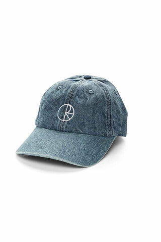 Polar Skate Co Cord 5 Panel Cap - Black