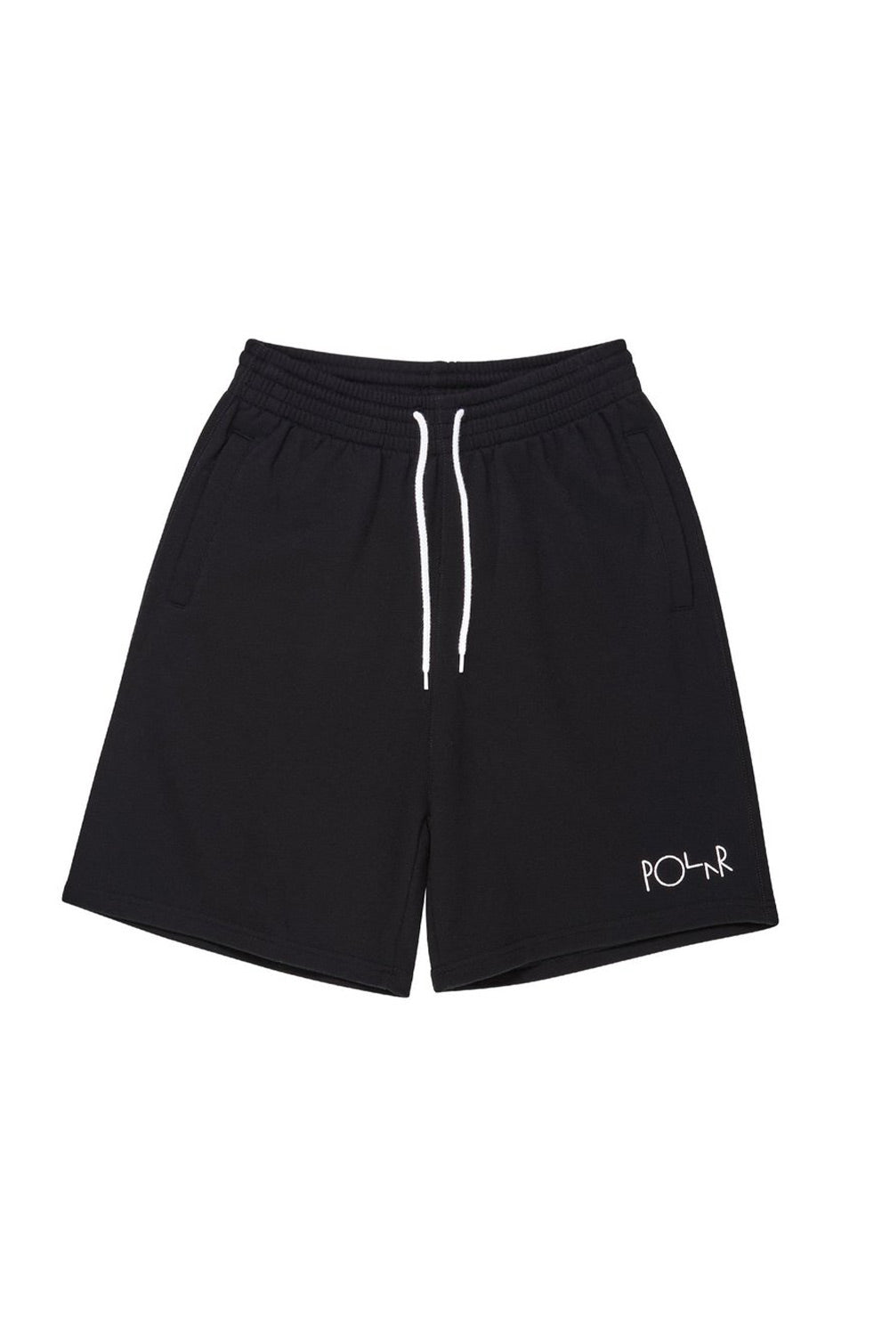 Polar Skate Co Default Sweat Shorts - Black