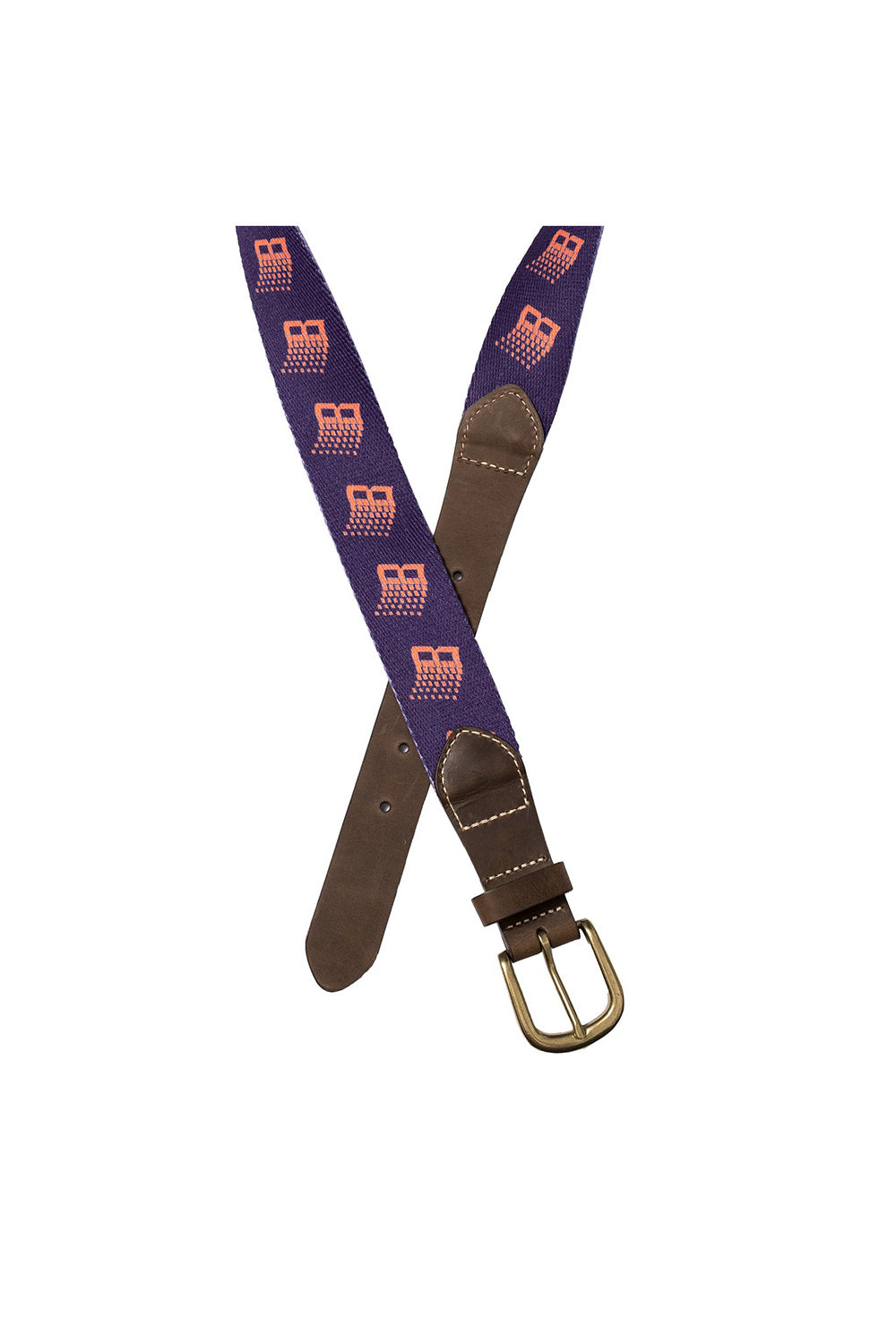 Bronze 56K B-Logo Belt