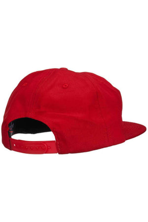 Thrasher Outlined Snapback - Red