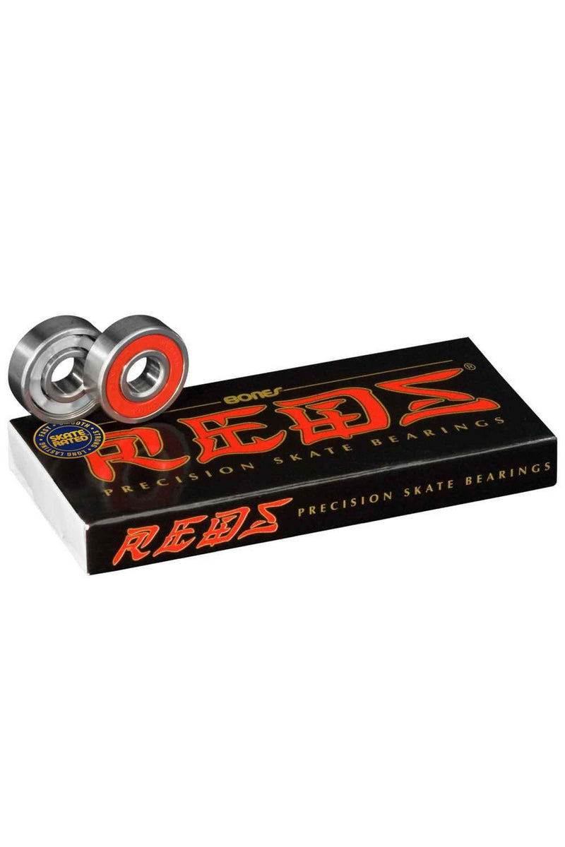 Bones Reds Skateboard Bearings | Buy Bones Skateboard Bearings Online