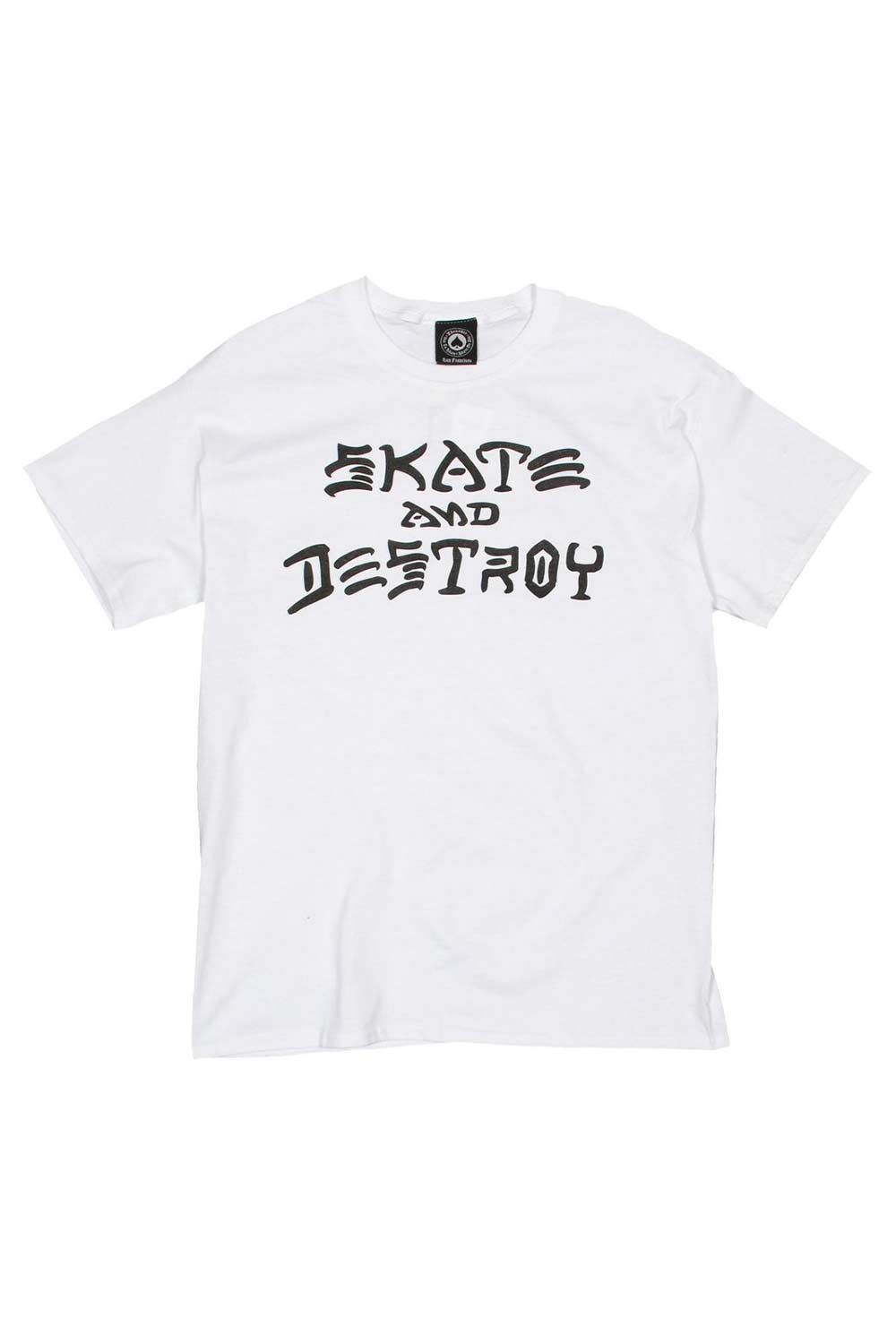 Buy Thrasher Skate And Destroy Tee | Buy Thrasher Clothing Online