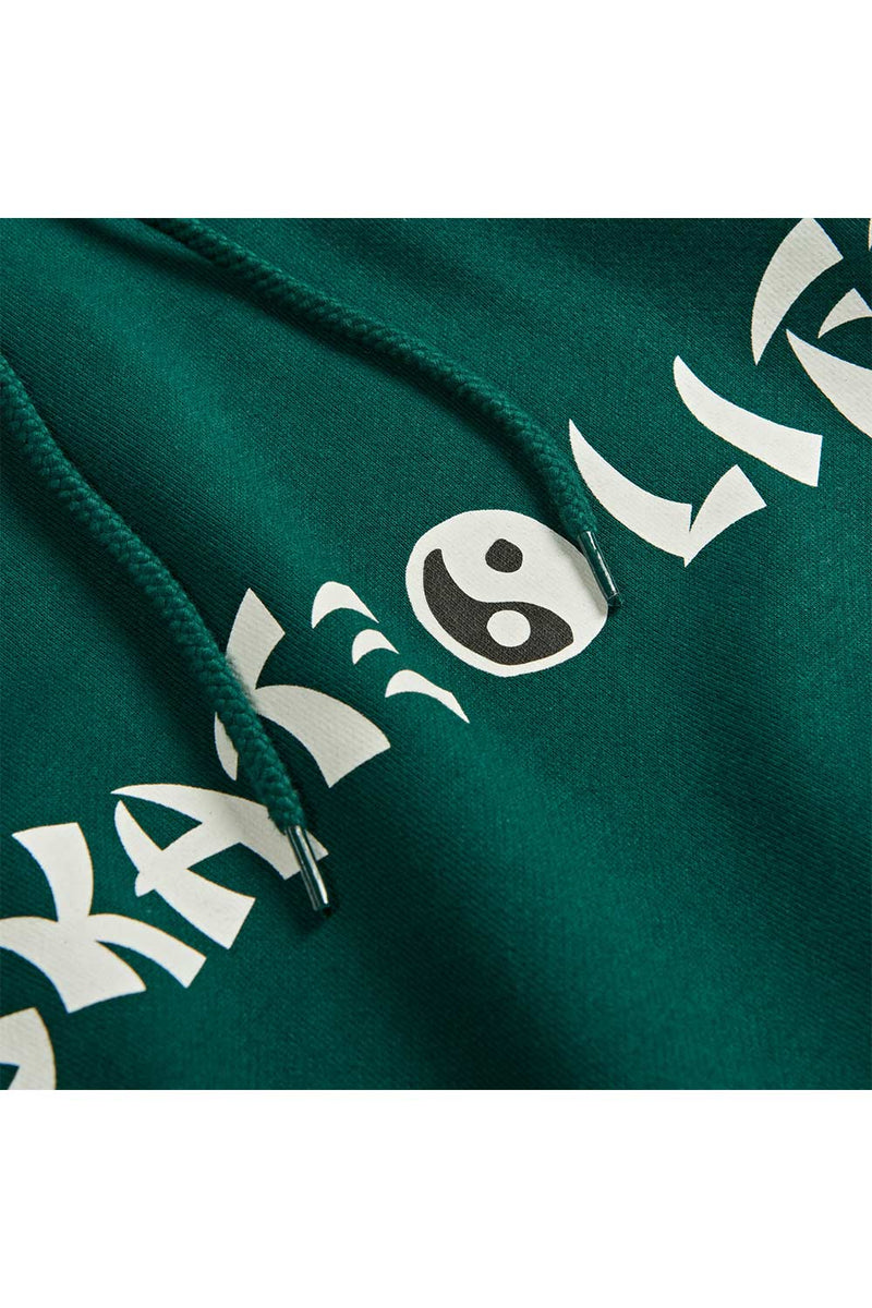 Polar Skate Co Skatelife Hoodie - Dark Green