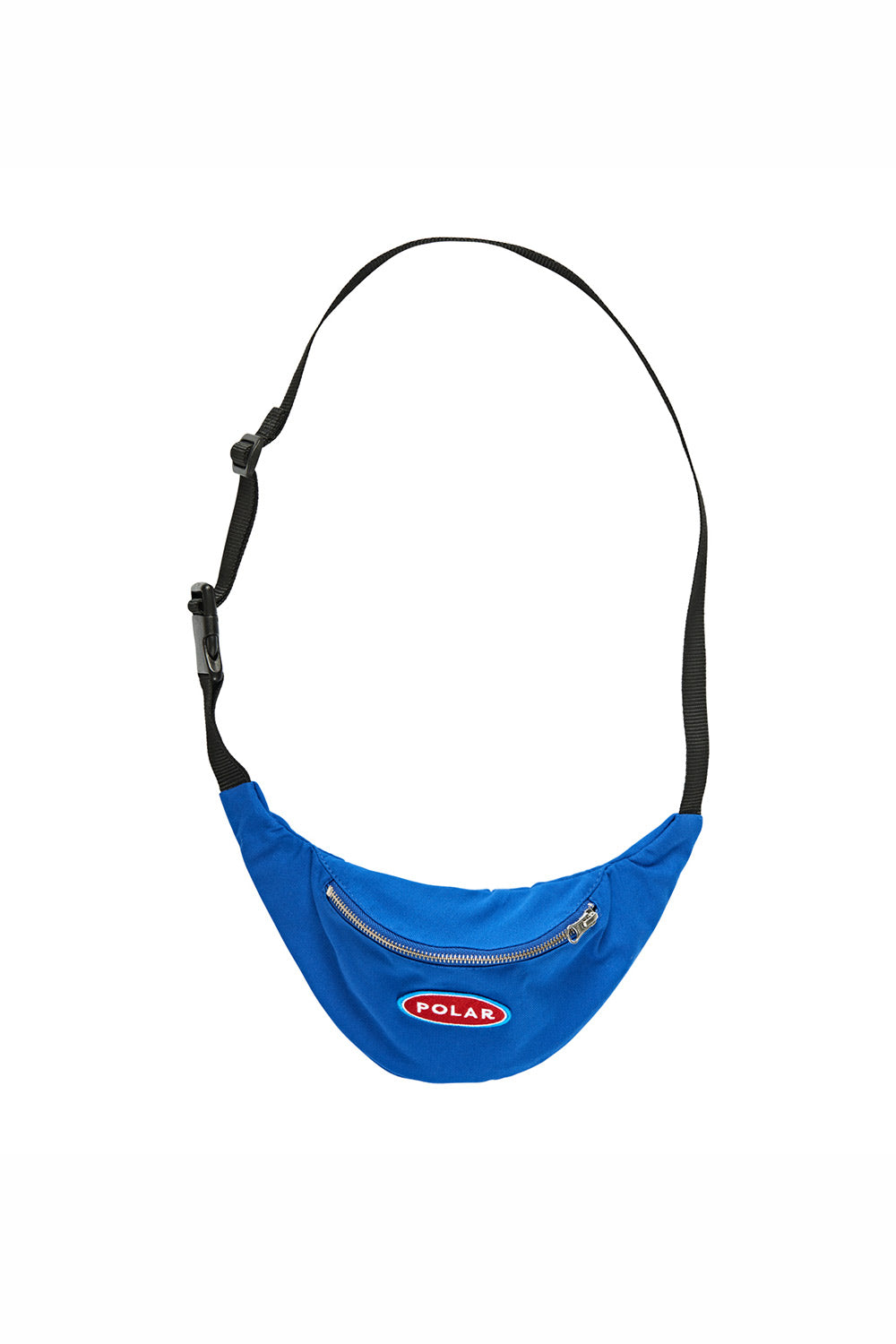 Polar Skate Co Station Logo Hip Bag - Blue | Buy Polar Skate Co Online
