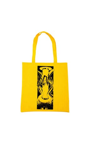 WKND Test Tube Tote - Yellow | WKND Skateboards & Accessories Online