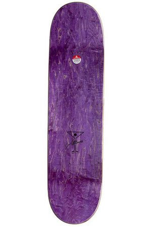 Alltimers Trace Logo Deck - 8.5""