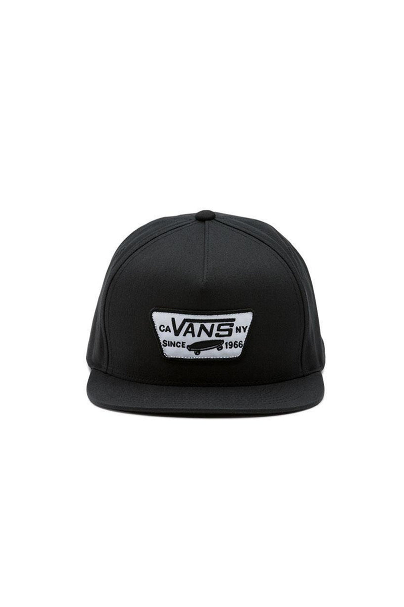 Vans Full Patch Snap Back - True Black