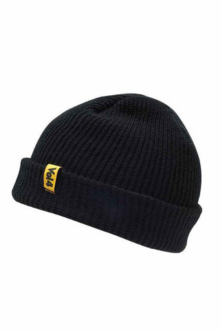 Butter Goods Wharfie Beanie - Black