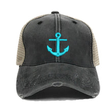 Load image into Gallery viewer, Anchor Trucker Hat