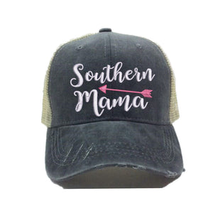 fun-trucker-hats - Southern Mama -