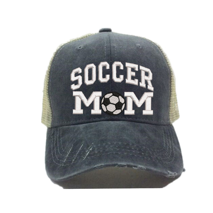fun-trucker-hats - Soccer Mom -