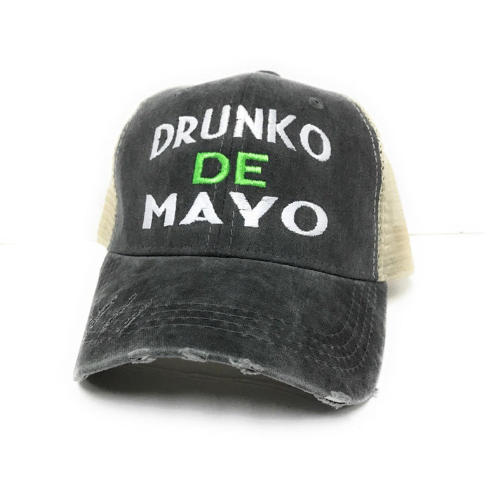 fun-trucker-hats - Drunko De Mayo -