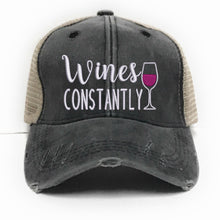 Load image into Gallery viewer, fun-trucker-hats - Wines Constantly -