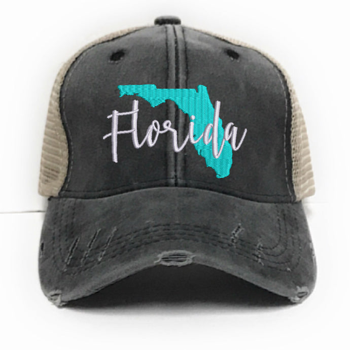 fun-trucker-hats - Florida State -