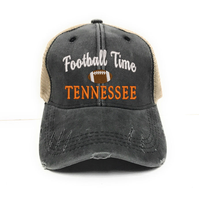 fun-trucker-hats - Football Time In Tennessee -