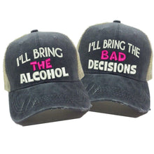 Load image into Gallery viewer, fun-trucker-hats - I'll Bring The Alcohol - Trucker Hat