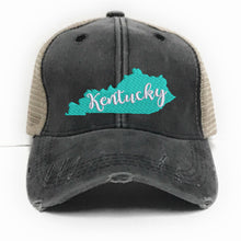 Load image into Gallery viewer, fun-trucker-hats - Kentucky State -