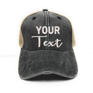 fun-trucker-hats - Design Your Own Hat - Trucker Hat