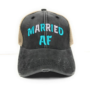fun-trucker-hats - Married AF -