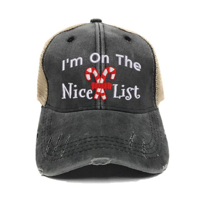 fun-trucker-hats - Nice List -
