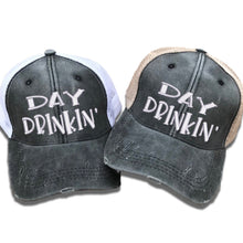 Load image into Gallery viewer, fun-trucker-hats - Day Drinking -