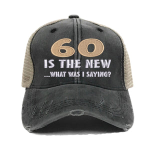 fun-trucker-hats - 60th Birthday -