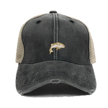 Load image into Gallery viewer, fun-trucker-hats - Mini Fish Hat -