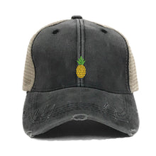 Load image into Gallery viewer, fun-trucker-hats - Mini Pineapple - Trucker Hat
