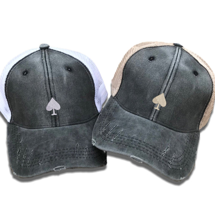 fun-trucker-hats - Mini Spade -