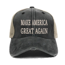 Load image into Gallery viewer, fun-trucker-hats - Make America Great Again - Trump 2020