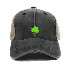 Load image into Gallery viewer, fun-trucker-hats - Mini Clover -