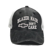 Load image into Gallery viewer, fun-trucker-hats - Blazer Hair Don't Care -
