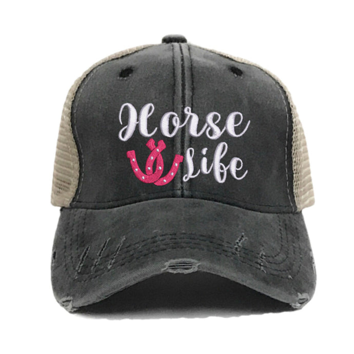 fun-trucker-hats - Horse Life -