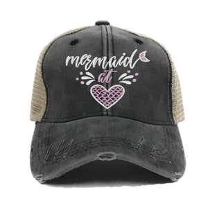 fun-trucker-hats - Mermaid At Heart -