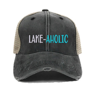 fun-trucker-hats - Lake-Aholic -