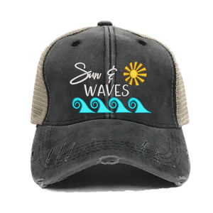 fun-trucker-hats - Sun & Waves -
