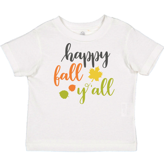 fun-trucker-hats - It's Fall Y'all Tee - T-Shirt