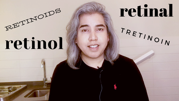 The Truth About Retinoids and Retinol - Facts and Advice From An Esthetician
