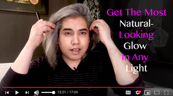 Pro Makeup Artist Tip How To Get The Most Natural-Looking Glow In Any Light