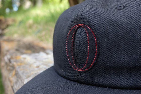 http://www.okayamadenim.com/products/odjb005-18oz-black-x-black-baseball-cap