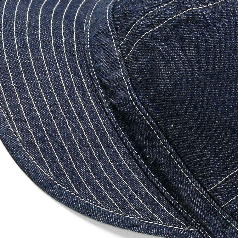 Momotaro Denim Mechanic Cap
