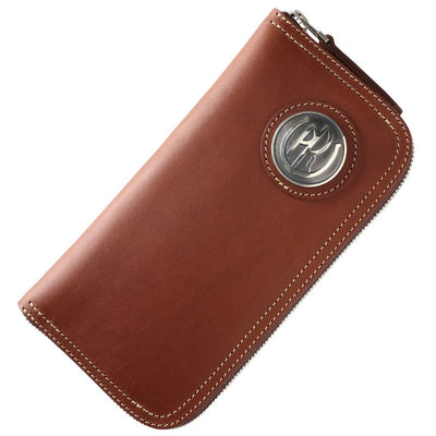 Pailot River Zipper Long Wallet