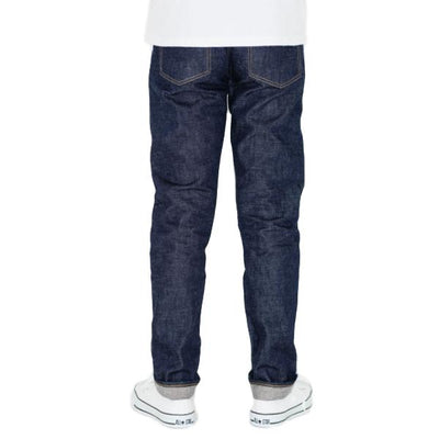 Japan Blue J305 'Circle' Stretch Selvedge Jeans (Slim Straight) - Okayama Denim Jeans - Selvedge