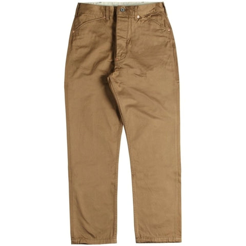 Momotaro West Point Slim Trousers (Camel)