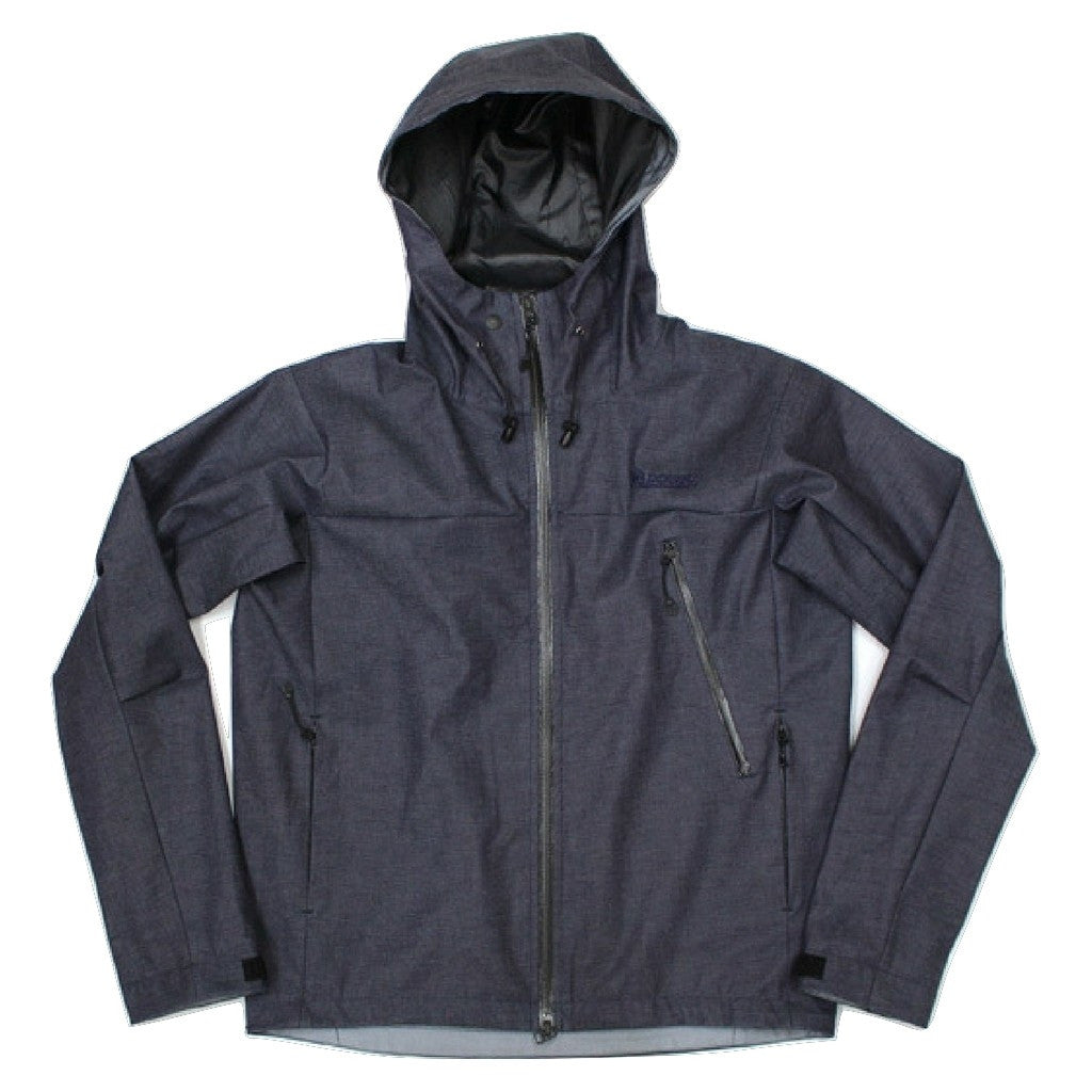 Japan Blue Dougu 'Plain' All-Weather Denim Field Coat