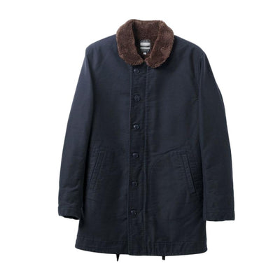 Momotaro 03-100 Military Deck Jacket (Navy)
