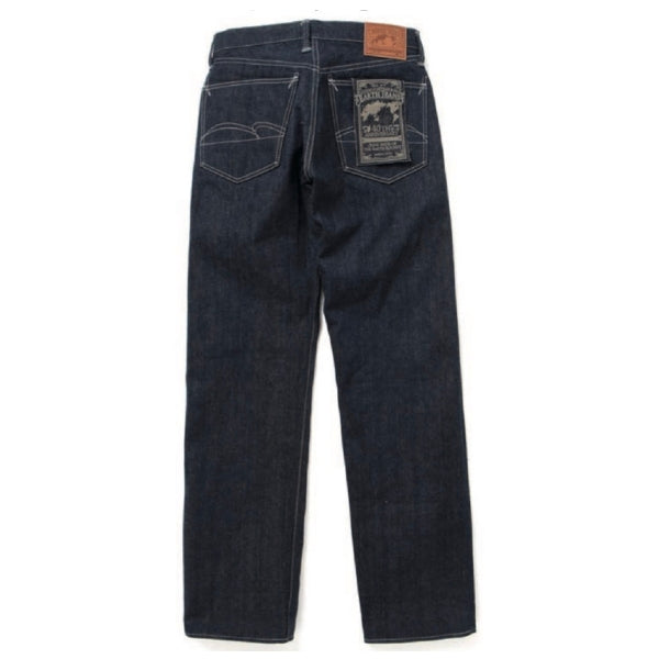 Studio D'Artisan 40th Anniversary Earth Jeans (Regular Straight) - Okayama Denim Jeans - Selvedge