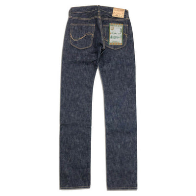 Samurai Jeans S003JP21OZ Yamato 21oz. Selvedge Denim Jeans (Slim Tapered)